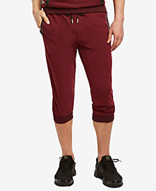 2(x)ist Men's Terry Cropped Pants