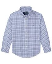 e936c012 Polo Ralph Lauren Little Boys Cotton Poplin Sport Shirt