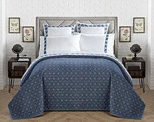 LUX-BED Sarita Garden Full/Queen Quilt