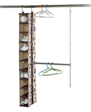 Neatfreak Kids Hanging Shoe Rack 10 Pair NeatKids ClosetMAX