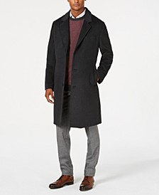 Signature Wool-Blend Overcoat