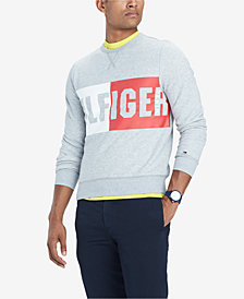 Tommy Hilfiger Men's Marcus Graphic Sweatshirt, Created for Macy's