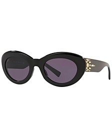 Sunglasses, VE4355B 52