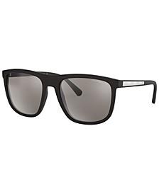 Sunglasses, EA4124 57