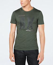 A|X Armani Exchange Men's Graphic Logo T-Shirt