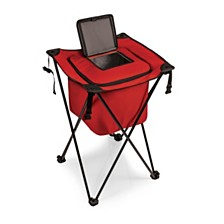 Oniva™ by Picnic Time Sidekick Portable Standing Red Beverage Cooler