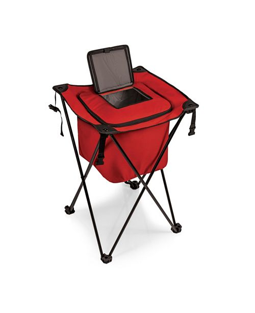 Picnic Time Oniva™ by Sidekick Portable Standing Red Beverage Cooler