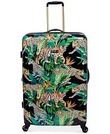 """Jessica Simpson Wild Cat 29"""" Spinner Suitcase"""