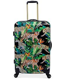 """Jessica Simpson Wild Cat 25"""" Spinner Suitcase"""