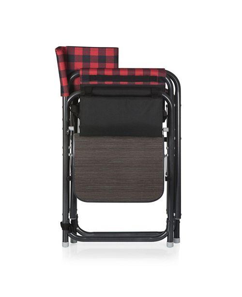 Superb Oniva By Outdoor Red Directors Folding Chair Inzonedesignstudio Interior Chair Design Inzonedesignstudiocom