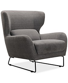 CLOSEOUT! Amboise Fabric Accent Chair, Created for Macy's