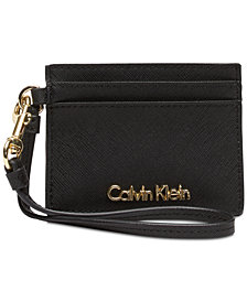 Calvin Klein Leather Card Case
