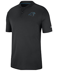 Nike Men's Carolina Panthers Elite Coaches Polo 2018