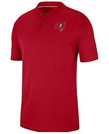 Nike Men's Tampa Bay Buccaneers Elite Coaches Polo 2018