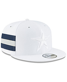 New Era Dallas Cowboys On Field Color Rush 9FIFTY Snapback Cap