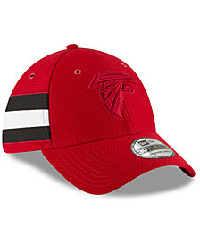 New Era Atlanta Falcons Official Color Rush 39THIRTY Stretch Fitted Cap