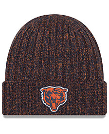 New Era Women's Chicago Bears On Field Knit Hat