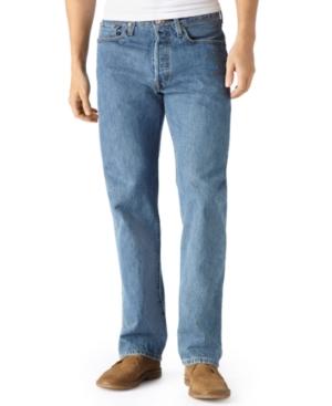 Levi's Men's 501 Original Fit Non-Stretch Jeans