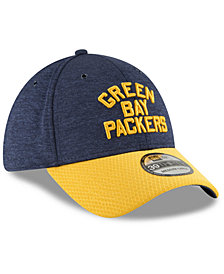 New Era Boys' Green Bay Packers Sideline Home 39THIRTY Cap