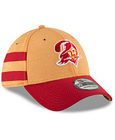 New Era Boys' Tampa Bay Buccaneers Sideline Home 39THIRTY Cap