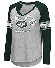 Women's New York Jets Sideline Long Sleeve T-Shirt