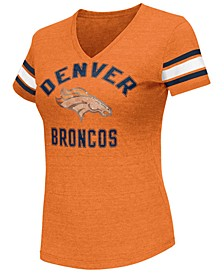 Women's Denver Broncos Wildcard Bling T-Shirt