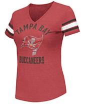 G-III Sports Women s Tampa Bay Buccaneers Wildcard Bling T-Shirt eac11b885