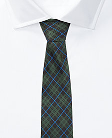 Lauren Ralph Lauren Men's Plaid Silk Tie