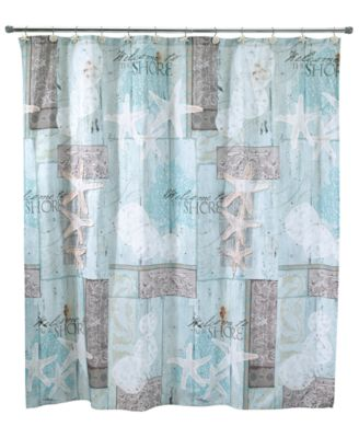 Beachcomber Shower Curtain