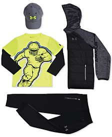 abbbeed1b Clearance Closeout Under Armour Kids Clothes - Macy s