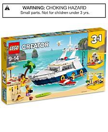 LEGO® Cruising Adventures 31083