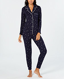 Alfani Printed Pajama Set, Created for Macy's