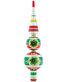 "Christopher Radko Holiday Splendor 11.5"" Finial"