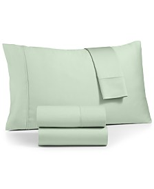 Sunham Emory 4-Pc. King Sheet Set, 420 Thread Count Egyptian Blend