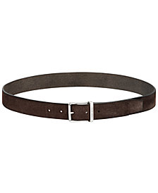 Hugo Boss Men's Joni Suede Belt