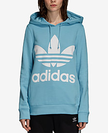 adidas Originals Adicolor Cotton Logo Hoodie