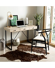 Hilton 3-Drawer Desk