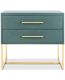 Estelle Nightstand, Quick Ship