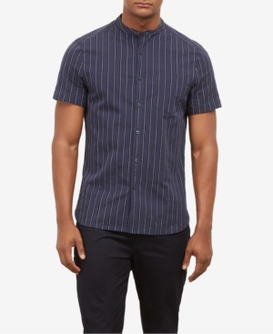 Kenneth Cole Men's Striped...