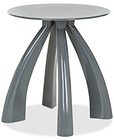 Iridium Iron Stool, Quick Ship