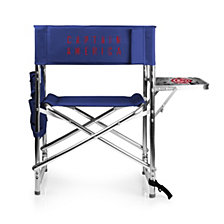 Picnic Time Marvel's Captain America Sports Chair