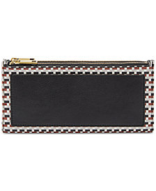 Fossil Shelby Printed Clutch Wallet
