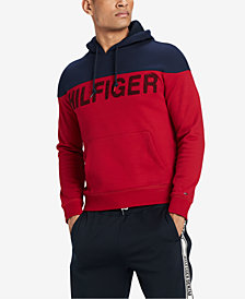Tommy Hilfiger Men's Colorblocked Hoodie, Created for Macy's