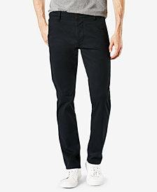 Dockers Men's Tapered Fit Alpha Khaki Supreme Flex Pants