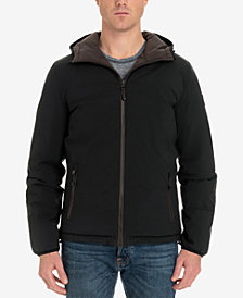 London Fog Men's Big & Tall Beekman Reversible Stretch Jacket
