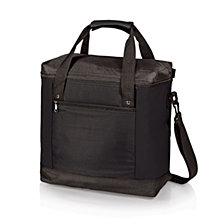 Picnic Time Black Montero Cooler Tote Bag