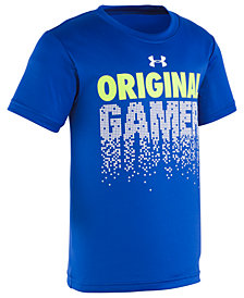 Under Armour Toddler Boys Gamer-Print T-Shirt