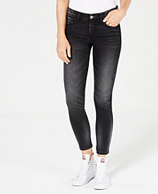 Flying Monkey Deacon Mid Rise Ankle Skinny Jean