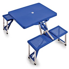 Oniva™ by Picnic Time Picnic Table Portable Folding Table with Seats