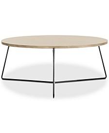 Mae Wood Coffee Table